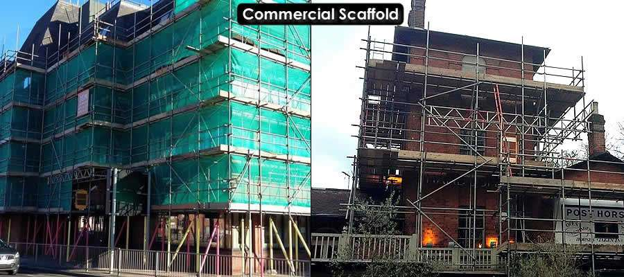 Commercial Scaffold